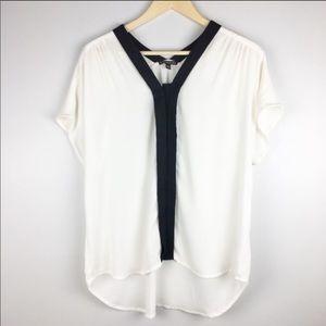 Express contract button up shirt